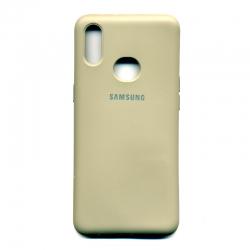 Чехол-накладка Strong Case Samsung Galaxy A10s Grey