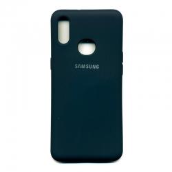 Чехол-накладка Strong Case Samsung Galaxy A10s Blue