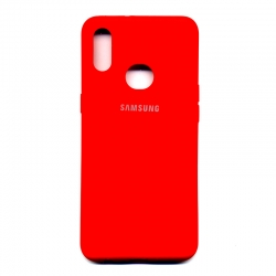 Чехол-накладка Strong Case Samsung Galaxy A10s Red