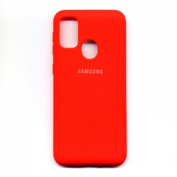 Чехол-накладка Strong Case Samsung Galaxy M30s Red