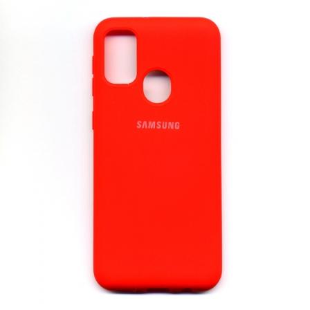 Чехол-накладка Strong Case Samsung Galaxy M30s Red