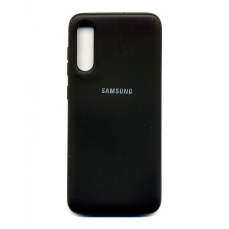 Чехол-накладка Strong Brand Samsung Galaxy A70s Black