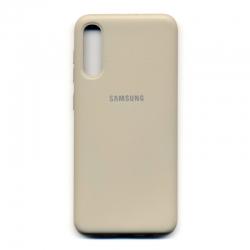 Чехол-накладка Strong Brand Samsung Galaxy A50 Grey