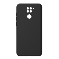 Чехол-накладка Soft Xiaomi Redmi Note 9 Black