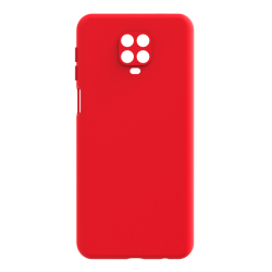 Чехол-накладка Soft Xiaomi Redmi Note 9 PRO/9S Red
