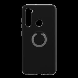 Чехол-накладка TPU Bran ring Xiaomi Redmi Note 8 Black