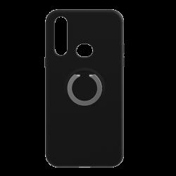 Чехол-накладка TPU Bran ring Xiaomi Redmi 8A Black