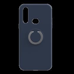 Чехол-накладка TPU Bran ring Samsung Galaxy A10s Blue