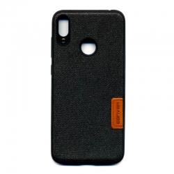 Чехол-накладка TPU Jeans Huawei Y7 2019 Black