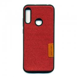 Чехол-накладка TPU Jeans Huawei Y7 2019 Red