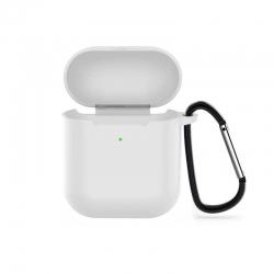 Чохол для навушників TWS Case AAAА Airpods White