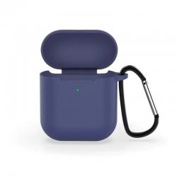 Чехол для наушников TWS Case AAAА Airpods Blue