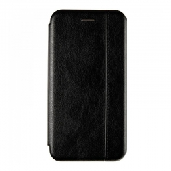 Чехол-книжка Gelius Leather для Xiaomi Redmi 9 Black