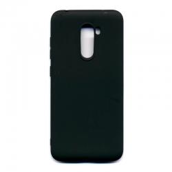 Silicone case Pocophone F1 Black