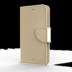 """Чохол універсальний SDesign Shine 5.3"""" Gold"""