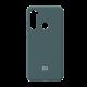 Чехол-накладка Strong Brand Xiaomi Note 8 Green