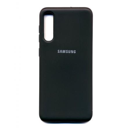 Чехол-накладка Strong Brand Samsung Galaxy M30s Black