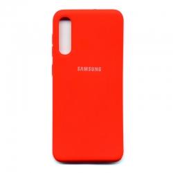 Чехол-накладка Strong Brand Samsung Galaxy A50 Blue