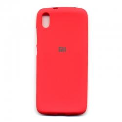Чохол-накладка Brand Soft Xiaomi Redmi 7 Red