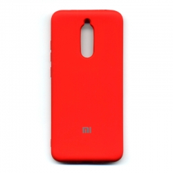 Чехол-накладка Brand Soft Xiaomi Redmi 7A Red