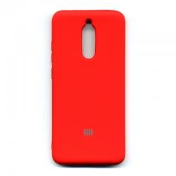 Чохол-накладка Brand Soft Xiaomi Redmi 7A Red
