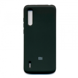 Чехол-накладка Brand Soft Xiaomi Mi 9 Lite Black