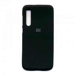 Чохол-накладка Brand Soft Xiaomi Mi 9 Black