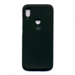 Чохол-накладка Brand Soft Xiaomi Redmi Note 7 Grey