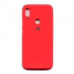 Чохол-накладка Brand Soft Xiaomi Redmi Note 7 Black