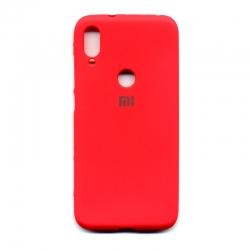 Чехол-накладка Brand Soft Xiaomi Mi Play Black