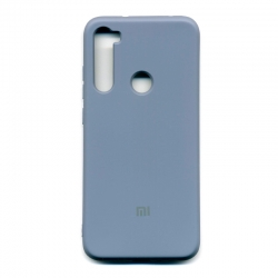 Чохол-накладка Brand Soft Xiaomi Redmi Not 8 Black