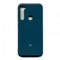 Чехол-накладка Brand Soft Xiaomi Redmi Not 8 Grey