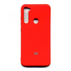 Чехол-накладка Brand Soft Xiaomi Redmi Not 8 Blue