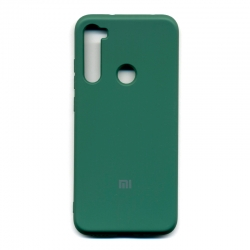 Чехол-накладка Brand Soft Xiaomi Redmi Not 8 Red