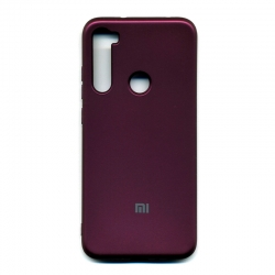 Чехол-накладка Brand Soft Xiaomi Redmi Not 8 Green