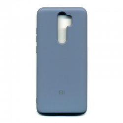 Чехол-накладка Brand Soft Xiaomi Redmi Not 8 Pro Black