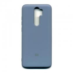 Чохол-накладка Brand Soft Xiaomi Redmi Not 8 Pro Black