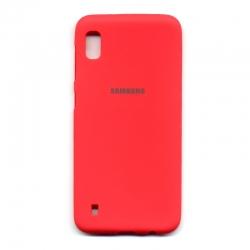 Чохол-накладка Brand Soft Samsung Galaxy S10 Plus Black