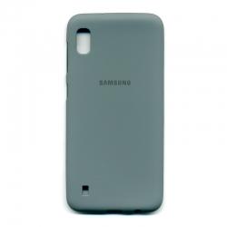 Чохол-накладка Brand Soft Samsung Galaxy A10 Red