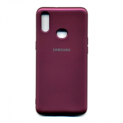 Чохол-накладка Brand Soft Samsung Galaxy A10 Grey