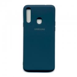 Чохол-накладка Brand Soft Samsung Galaxy A20/A30 Grey