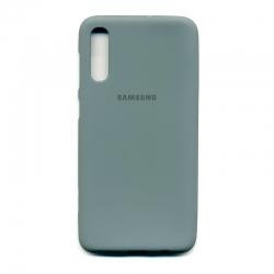 Чохол-накладка Brand Soft Samsung Galaxy A20s Black