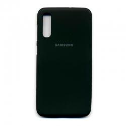Чохол-накладка Brand Soft Samsung Galaxy A50 Grey