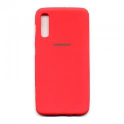 Чохол-накладка Brand Soft Samsung Galaxy A50 Black