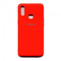 Чохол-накладка Brand Soft Samsung Galaxy A40 Black