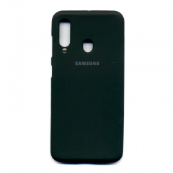 Чохол-накладка Brand Soft Samsung Galaxy A10s Red