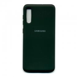 Чохол-накладка Brand Soft Samsung Galaxy A30/A50s Red