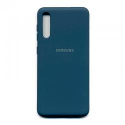Чохол-накладка Brand Soft Samsung Galaxy A30/A50s Black