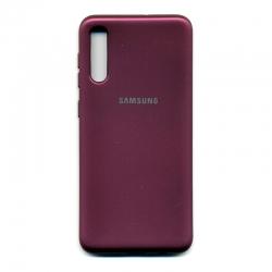 Чохол-накладка Brand Soft Samsung Galaxy A30s Green