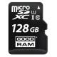 Карта памяти GOODRAM microSDHC 128GB Class 10